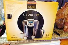 #HelloKeurig / I received a Keurig Free from Influenster to test and keep! This is the most amazing coffee maker out there!  / by Heather Raineyfree