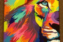 Tigre cuadro
