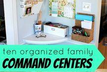 Kitchen/Command Center / by Melinda Ralph-Solebello