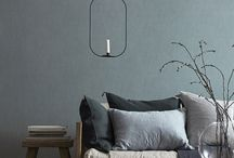 Modern Style / Blau- und Grautöne: Modern Style sorgt für ein cleanes, elegantes Ambiente in unserem Zuhause. Wir sind begeistert!