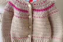 ideas de chalecos tejidos