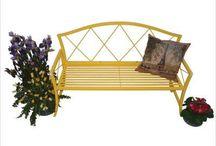 Garden - Storage Benches