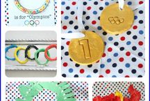 Olympic Games for Kids / Let's celebrate the Olympic games with some amazing games and activities for the kids! Includes Olympic science activities, history and geography, ideas for holding your own outdoor family Olympic games, and other learning ideas centered around the Olympics.