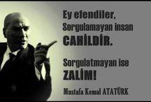 Atatürk's quotes