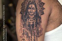 Tatuagem de shiva