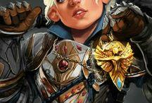 World of Warcraft Female Fan/Art