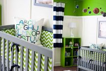 Nursery ideas Baby Boy Aubry! / by Haley Larson