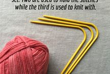 Sock needles