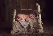 Adorable Newborn Props / by Kimberlin Gray Photography