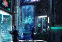 Cyberpunk_Corporate HQ