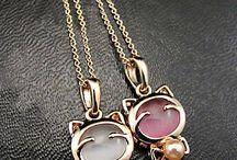 Cats jewelry