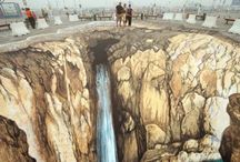 3-D Street Painting / by Sharon Ramirez