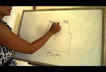 Taller de tejido: hacer patrón, cálculos y tabla de tallas / *