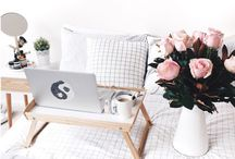-> Bedroom ideas / Ideas for when I do a bedroom makeover!
