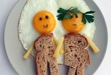 Веселая еда