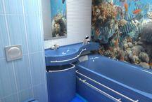 mooie badkamers