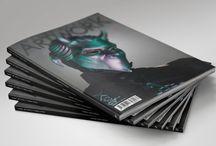 Heavy Music Artwork Magazine