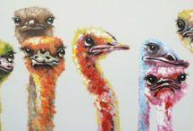 Plaatsen om te bezoekenvogels