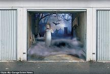 Halloween Garages