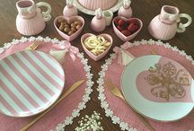 table setting sewing