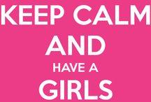 I <3 My Girls / by Thea Cochrane