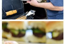 Game day Food - tailgating / by Canon Bey` Reed
