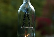 butelki lampki