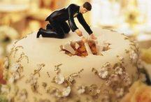 Weding cakes. / by Valentina Virtej (Tish)