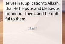 honour parents