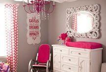 Sophie's big girl room