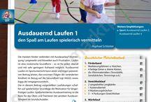 Sport Unterrichtsmaterialien / Individuelle Lehrmaterialien von Lehrenden für das Fach Sport.  https://lehrermarktplatz.de/unterricht/1839/sport