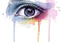 Kunst - Zeichnen - Malen
