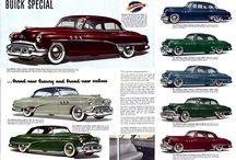 Classic car folders