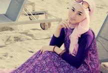 hijabi beach outfit