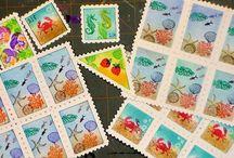 Artist Stamps