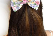 Cute bows / Awe