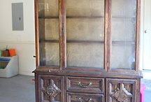 |~Furniture~| / Mostly wooden and vintage