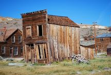 old towns and abandoned buildings / by Amy Stallsworth