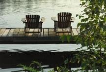 Lake Cabin Life / by Rhonda Hall, REALTOR