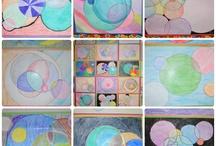 ABC middle school art / Arts based curriculum