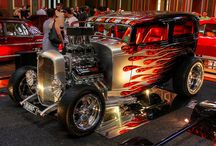 Hot rods / Cars