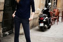 French Chic Outfitideen