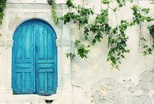 Puertas / Puertas del mundo, puertas de otras culturas y a otras culturas