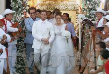 svadby v telenovelách
