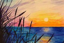 Lukisan reff