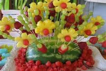 Fruit Displays / by Joann Manthey