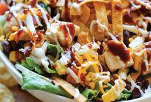 Salad Sensations / Savor Every Bite.