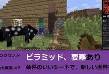 Minecraft / by 倉西誠一