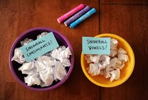 i {heart} nerds / Great idea for classroom activities/crafts. / by Oh Charity