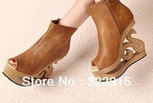 Zapatitos y botitas / Zapatos y botas